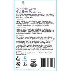 Skin Academy Gel Eye Patches WRINKLE CARE