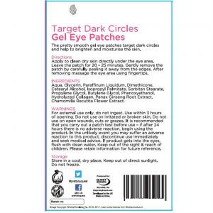 Skin Academy Gel Eye Patches TARGET DARK CIRCLES