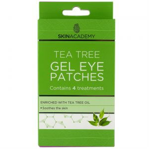 Skin Academy Gel Eye Patches TEA TREE