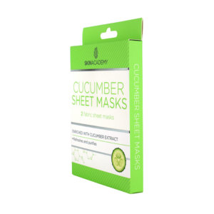 Skin Academy Sheet Mask- Cucumber