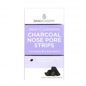 Skin Academy CHARCOAL Nose Pore Strips