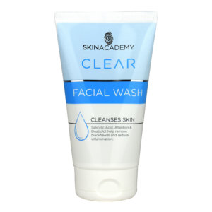 Skin Academy Clear Facial Wash – 150ml