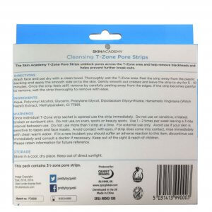 Skin Academy CLEANSING T-Zone Pore Strips