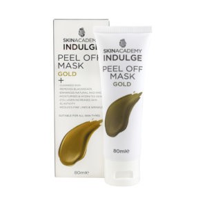 Skin Academy Indulge Gold Peel Off Mask – 80ml
